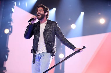 Thomas Rhett, Money, Charity, Be a Light, MusiCares, Foundation, Helping Musicians