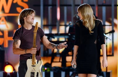 Keith Urban, Taylor Swift, ACM Awards, 55th Academy of Country Awards, Performance, Grand Ole Opry