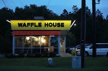waffle house, restaurant