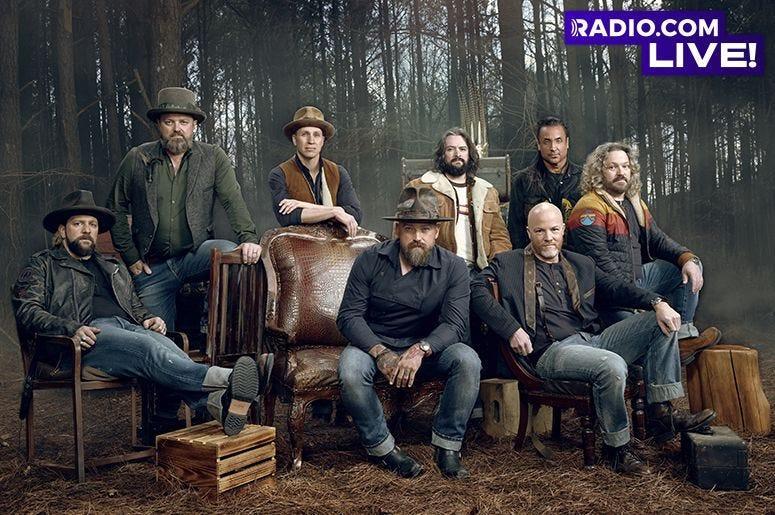 Zac Brown Band, The Night Before, Radio.com, Concert