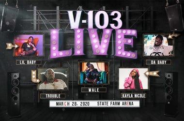 V-103 LIVE 2020