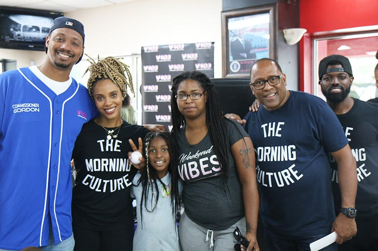 Big Daddy's Takeover With The Morning Culture