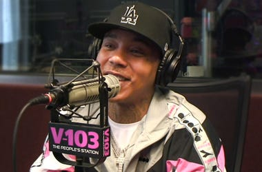 Yung Berg Live In Studio With Big Tigger