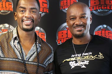 Big Tigger & Bill Bellamy Live In Studio