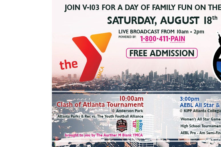 Family Fun Day with V-103