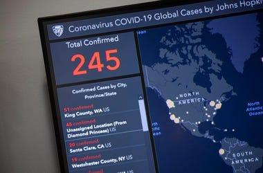 U.S. Coronavirus cases continue to grow