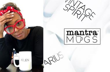 Katrina Johnson Mantra Mugs