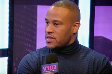 Author DeVon Franklin talks to V-103's The Morning Culture