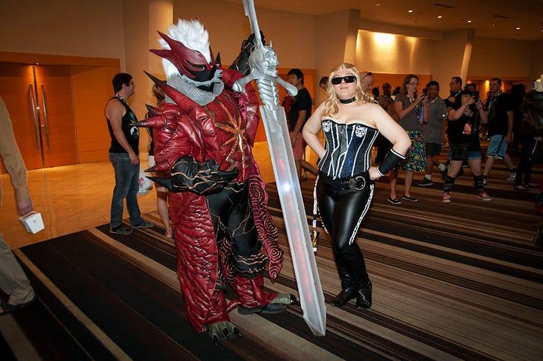 Dragon Con attendees