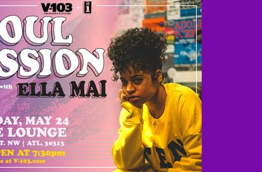 Ella Mai Soul Session DL Image
