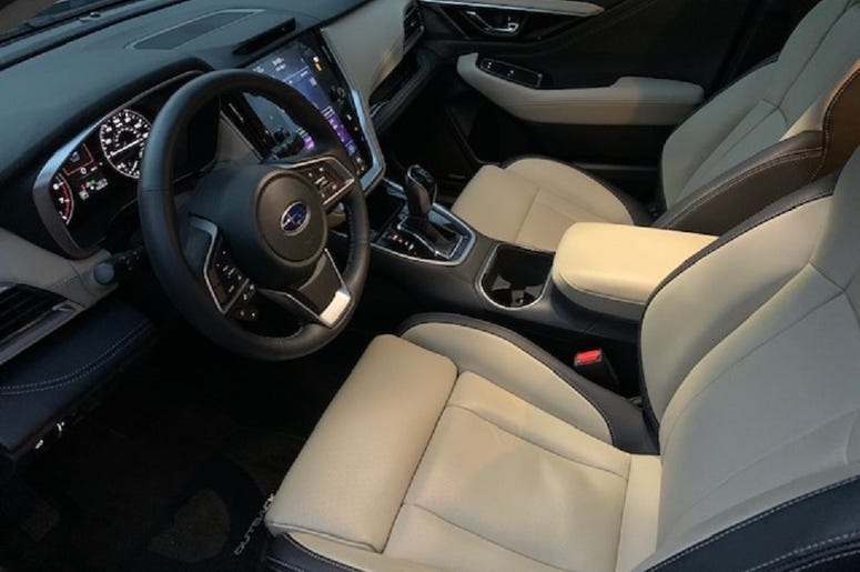 Subaru Outback Limited XT