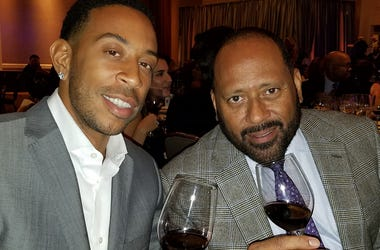 Ludacris and Frank Ski