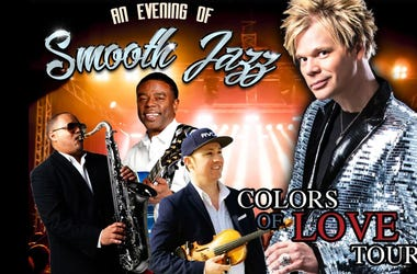 JD Entertainment - An Evening of Smooth Jazz Colors of Love Tour