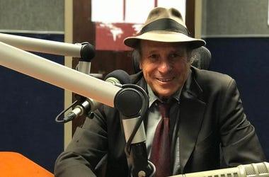 Investigative reporter Greg Palast visits Rashad Richey