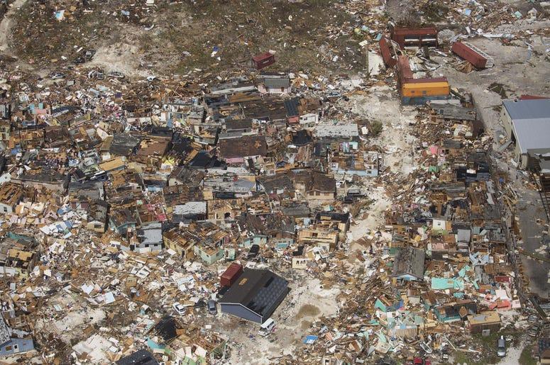 Hurricane Dorian devastated the Bahamas
