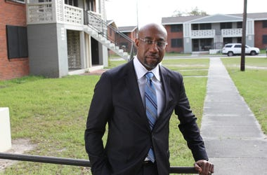 Rev. Raphael Warnock is vying for Georgia's 6th district Congressional seat.