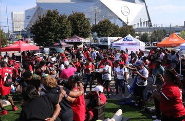 Falcons Home Opener Tailgate 2019