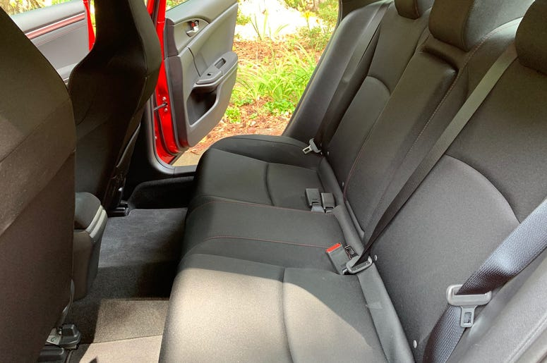 Honda Civic Si 4Dr HPT