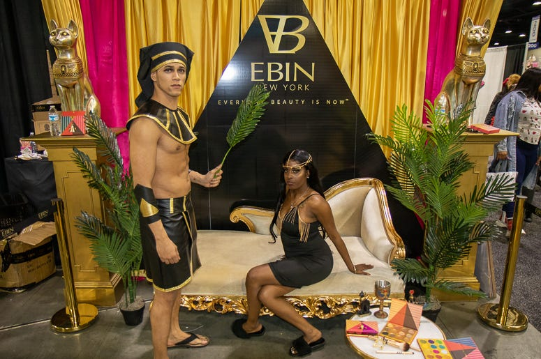 Bronnor Bros International Beauty Show