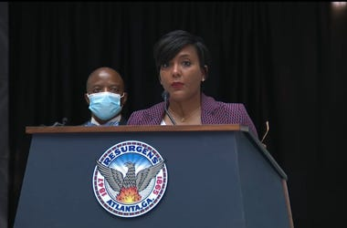 Atlanta Mayor Bottoms announces changes to policing in the city