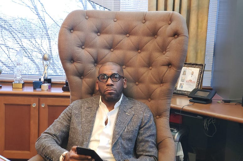 Dr. Jamal Bryant discusses Year One at the helm of New Birth MIssionary Baptist Church