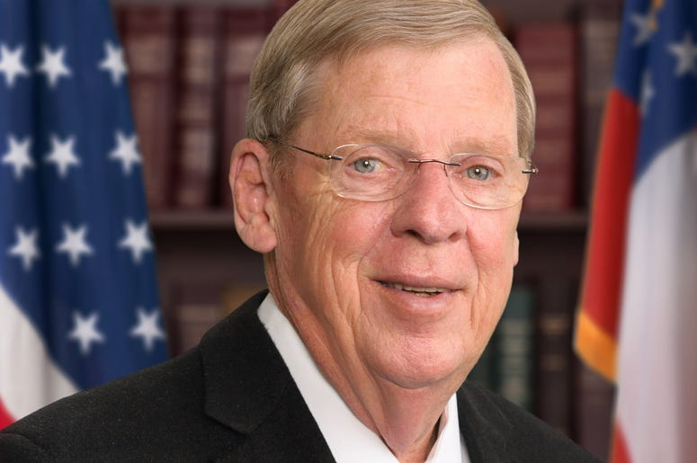 Sen. Johnny Isakson is retiring and GA Governor Brian Kemp must name a replacement