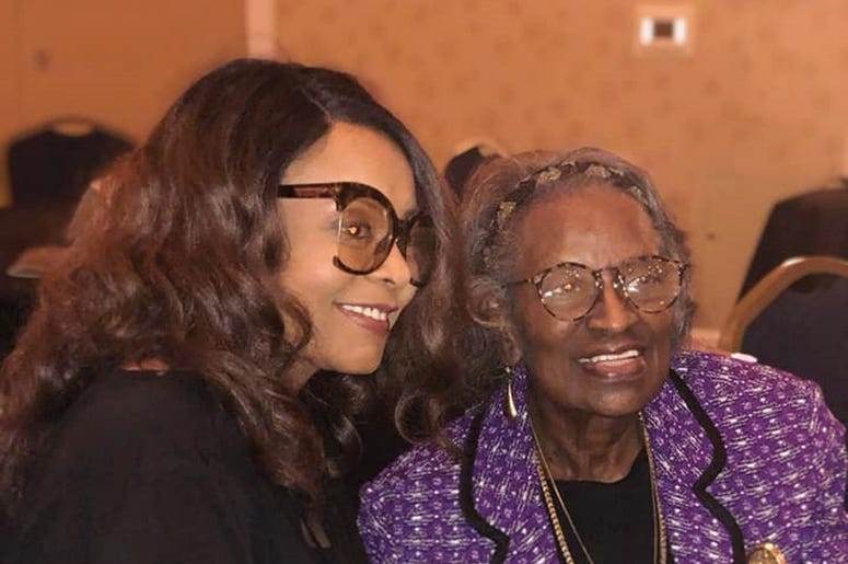 Mrs. Juanita Abernathy recently sat down with Entercom Atlanta's Maria Boynton for an interview about the Civil Rights Movement