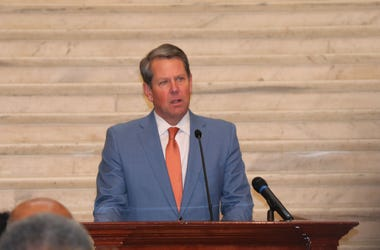 On Monday Georgia Goveror Brian Kemp announced that some businesses would be allowed to reopen