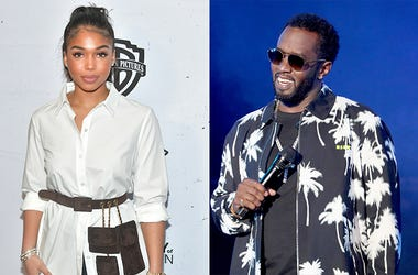 Lori Harvey & Diddy