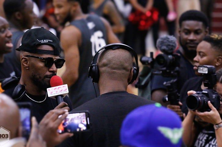 Ludacris Celebrity Basketball Game 2019