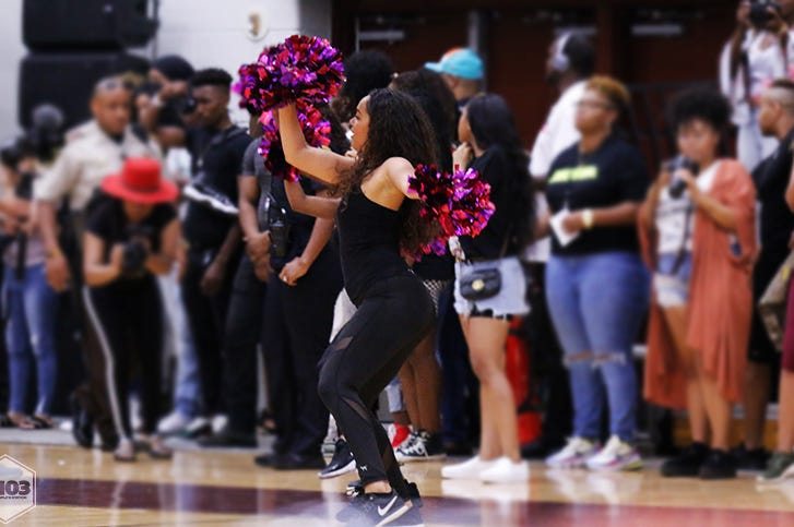 Ludacris Celebrity Baskeball Game 2019