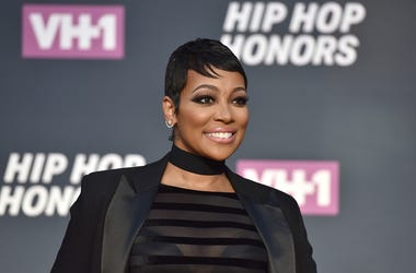 Monica Brown at the 2016 VH-1 Hip Hop Honors