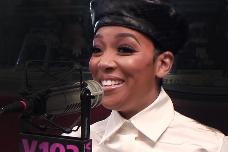 Monica In Studio With The Morning Culture