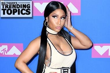 Nicki Minaj at The VMA's