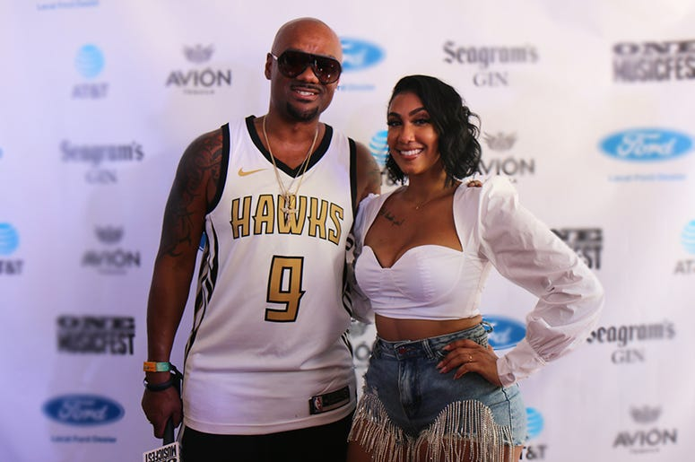 Queen Naija Backstage One Music Fest 2019