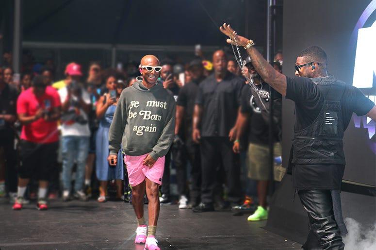 Pharrell One Music Fest 2019