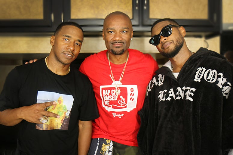 KP The Great , Big Tigger, Usher One Music Fest 2019