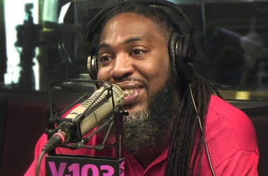 Pastor Troy In Studio With The Morning Culture