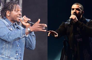 Pusha T & Drake Beef