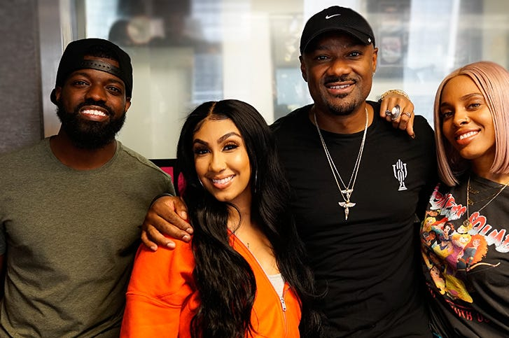 The Morning Culture Ft. Big Tigger & Queen Naija