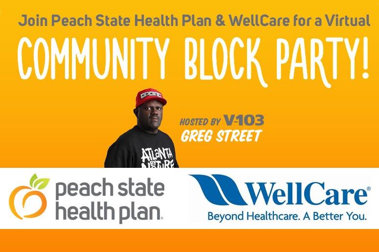 PSHP WellCare Community Block Party