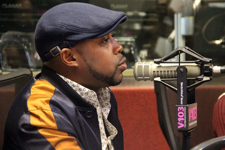 "Will Packer, director of the movie ""Little"" visits V-103's The Morning Culture with Frank Ski, Jade Novah & JR"