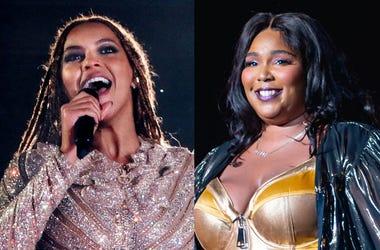 Beyonce and Lizzo