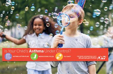 GA DPH Asthma