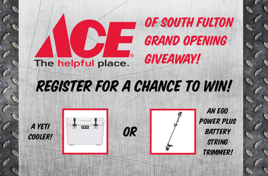 ace hardware south fulton contest