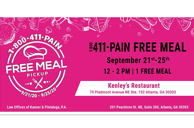 411 Pain Free Meals