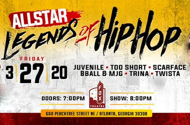 AllStar Legends of Hip Hop