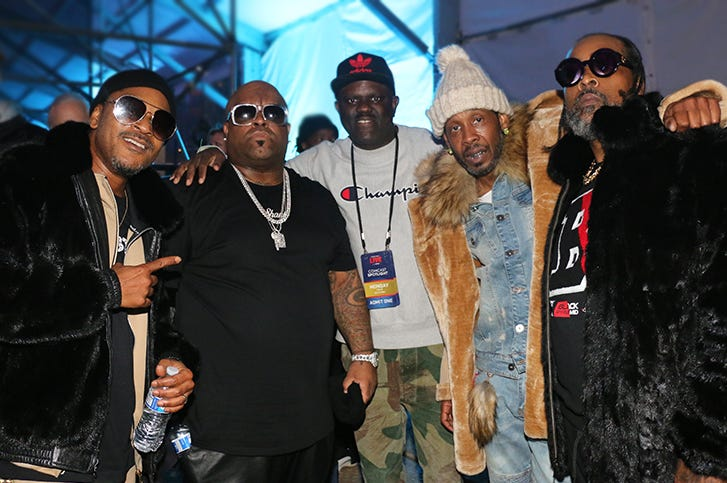 Greg Street With Goodie Mob