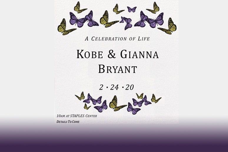 Bryant Memorial Service
