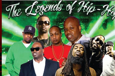 JD Entertainment - Legends of Hip-Hop